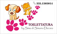 Toelettatura by Simo