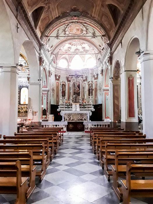 immagine dell'Abside del Santuario