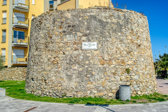 immagine del Bastione di Santa Maria