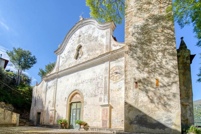 immagine della Chiesa San Michele a Diano Borello