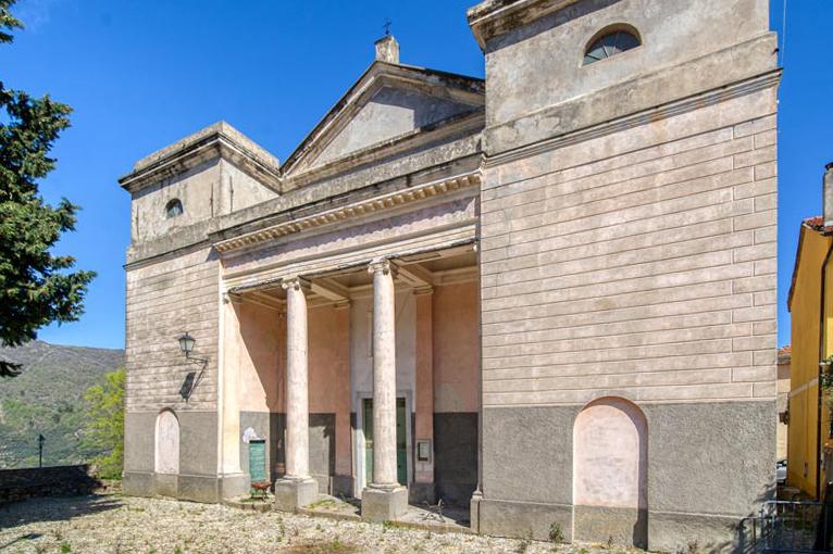 foto della Chiesa di Santa Margherita a Diano Arentino