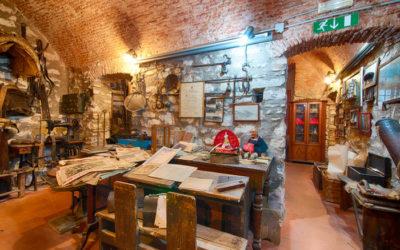 Il Castello dei Clavesana e il Museo Etnografico a Cervo