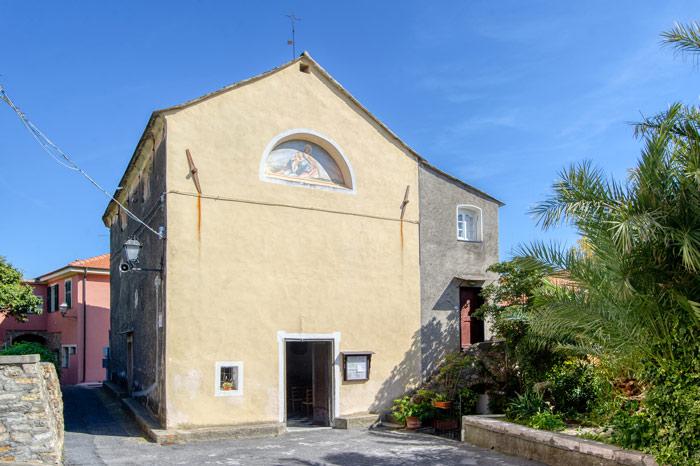 immagine dell'Oratorio di Sant'Anna a Poiolo
