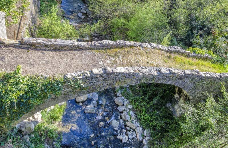 immagine del ponte di Roncagli