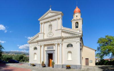 Il Santuario della Rovere a San Bartolomeo al Mare