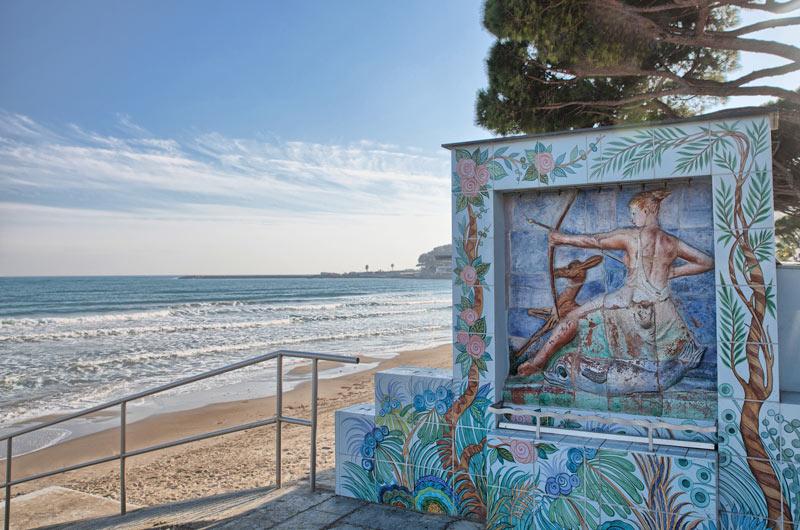immagine della zona Sant'Anna a Diano Marina