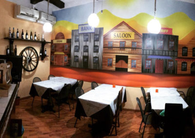 Ristorante Pizzeria Tex Mex Rodeo - Sala 1