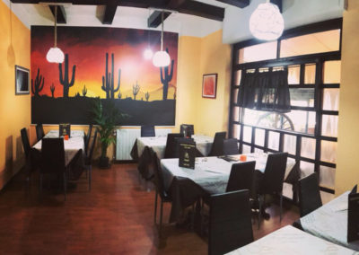 Ristorante Pizzeria Tex Mex Rodeo - Sala 2