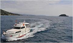 Isola Gallinara Tour