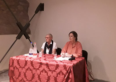 Rosanna Brun e Iaia Pedemonti presentano La Guida delle Libere Viaggiatrici