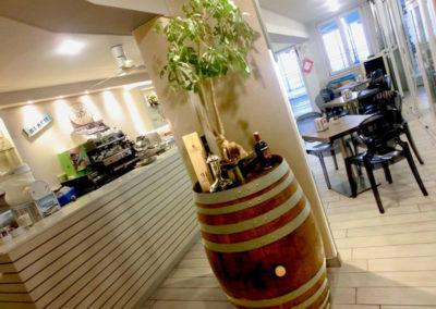 Bar Ristorante Beach - Zona bar
