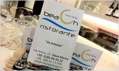 Bar Ristorante Beach