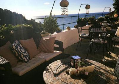 Cafè Ariel - Giardino panoramico