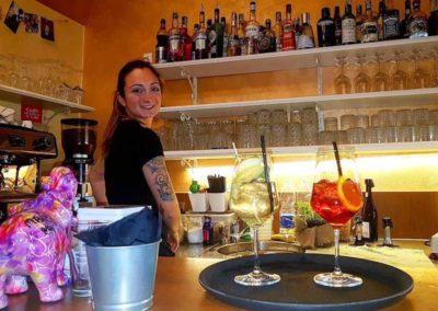 Cafè Ariel - Alessia la proprietaria