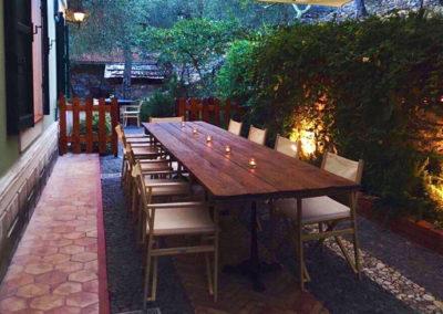 Convivium Home Restaurant - Ambientazione esterna