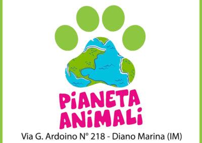 Pianeta Animali Biglietto da visita