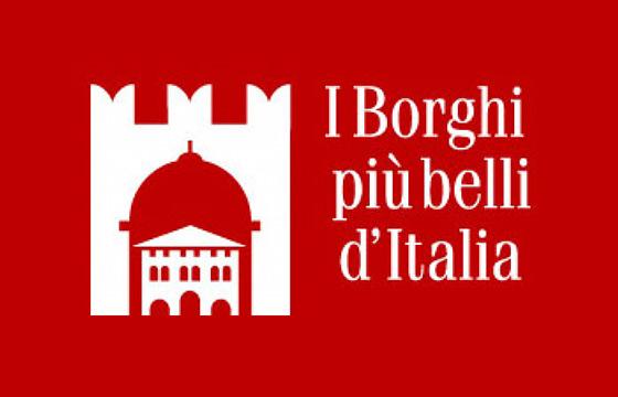 Logo dell'Associazione: I Borghi Più Belli D'Italia